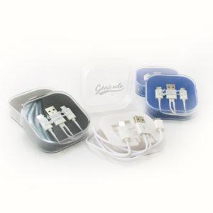 cable de recharge 3 en 1 welcome pack