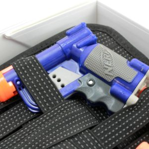 Welcome pack insolit pistolet nerf startup