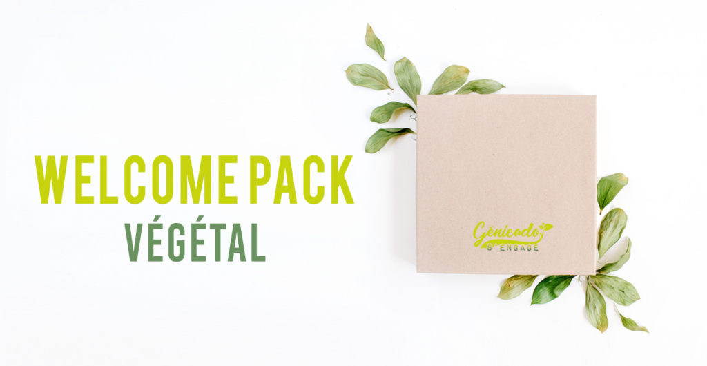 welcome pack vegetal cadeau eco responsable
