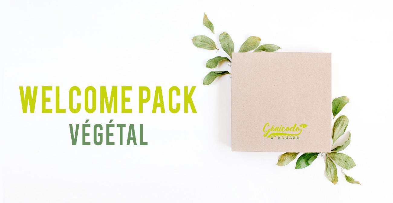 welcome pack vegetal cadeau eco responsable