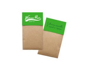 sachet de graine welcome pack végétale à germer